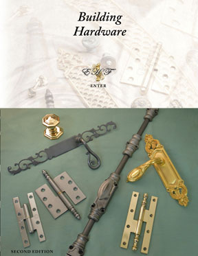 Catalog Building hardware